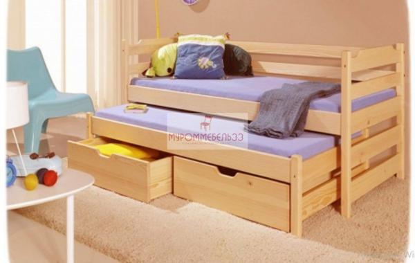Доставить Детская кровать из Мурома в Московский