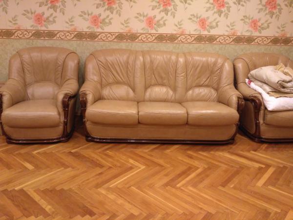 Дешево перевезти диван 1шт. кресло 2 шт. из Ленинградской области (р-н Лужский) в Щекино