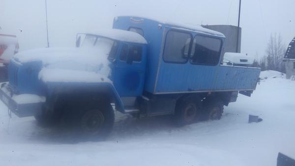 Сколько стоит отправить грузовик  из Ноябрьска в Тобольск