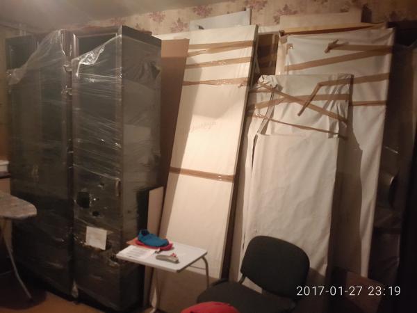 Недорогая перевозка мебельной стенки, шкафов, зеркал из поселок Нового Городок в Острогожска