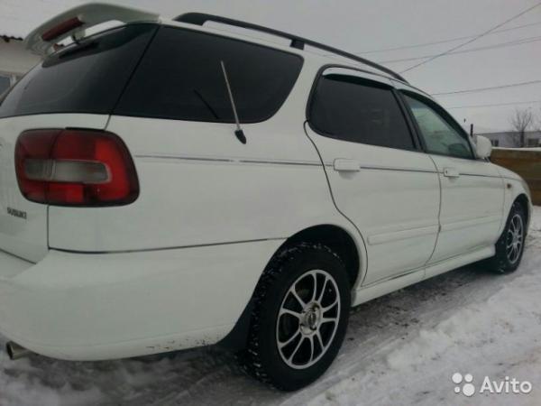 Стоимость перевозки Suzuki Cultis Wagon