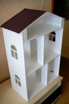 Перевезти Кукольный домик из фанеры из Тольятти в Геленджик