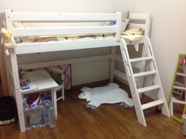 Перевезти детская кровать на дачу из Мытищ в Москву