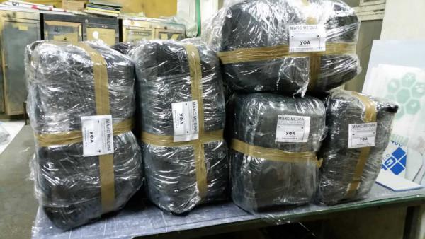 отвезти мешки большие дешево попутно из Самары в Уфу