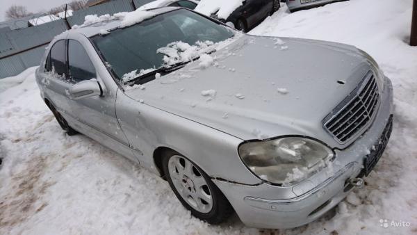 Стоимость перевозки Mercedes-Benz S
