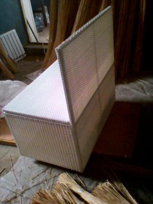 Недорогая перевозка ящик-дивана из искусственного ротанга из Россия, Волгодонск в Абхазия, Пицунда