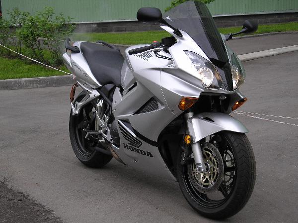 Перевозка мотоцикла honda vfr 800 / 2006 г / 1 шт из Пятигорска в Азов