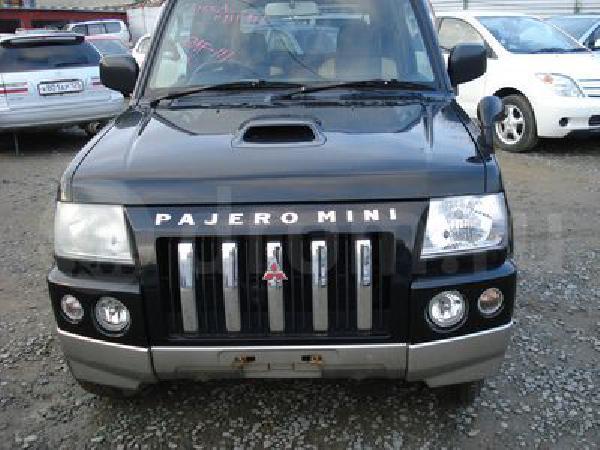 Перевозка автомобиля Mitsubishi Pa / 2001 г / 1 шт