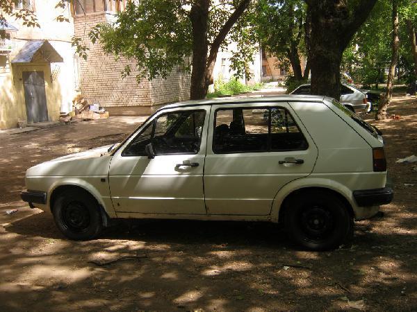 Перевозка автомобиля Volkswagen Golf / 1 шт