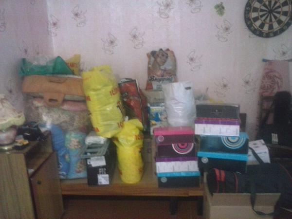 Перевозка коробки,вещи в пакетах,тв,микроволновка из Ижевска в Дубники