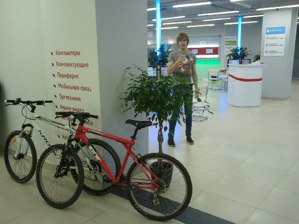 заказ транспорта перевезти велосипеда попутно из Москвы в Туймазы