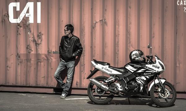 Перевозка мотоцикла мотоцикл  мртоцикл / 2013 г / 1 шт из Астаны в Уральску