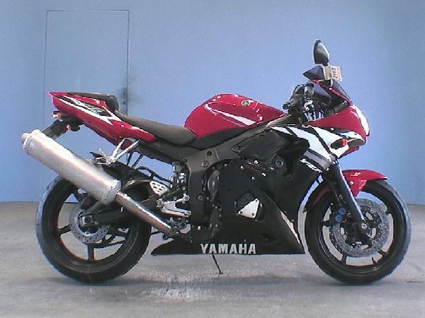 Перевозка мотоцикла ямаха yzf r6 / 2003 г / 1 шт из Владивостока в Иркутск