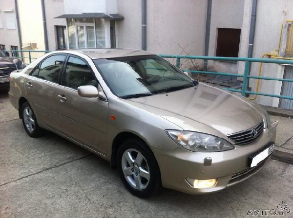 Перевозка автомобиля Toyota Ca / 2005 г / 1 шт