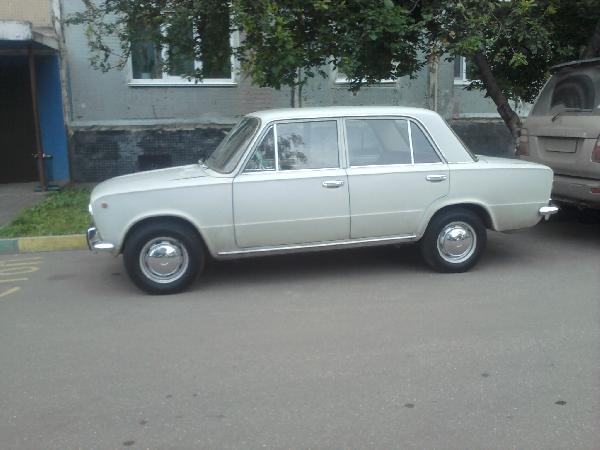 Перевозка автомобиля ВАЗ 2101 / 1973 г / 1 шт