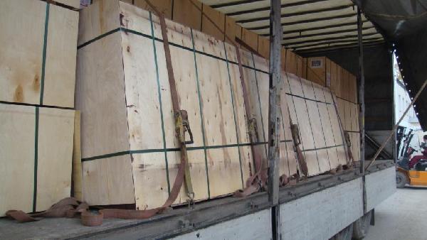 Доставка лесоматериалов из Кирова в Щелково