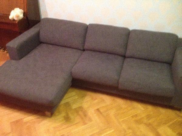 Перевезти диван, люстра из Москвы в Химки