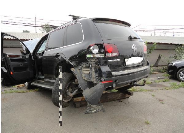 VW Touareg, 2008 г.в.