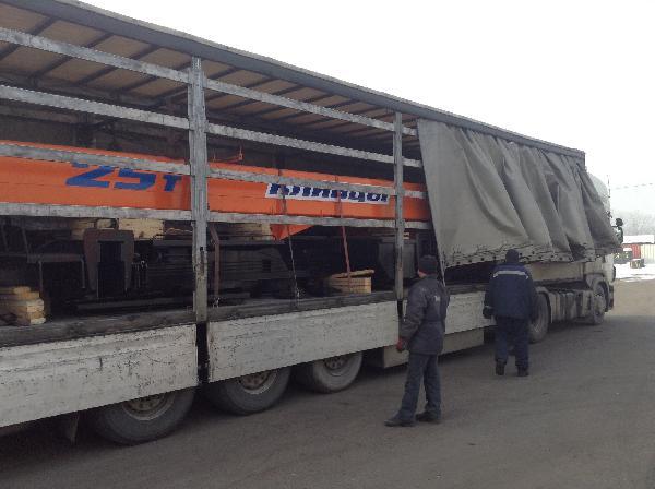 Автоперевозка оборудования недорого из Россия, Клинцы в Казахстан, Алматы