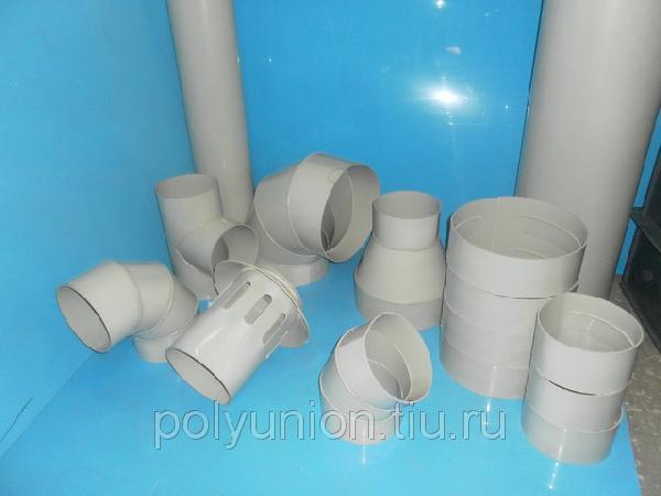 Перевезти пластиковые воздуховоды (систему вентиляции) цена из Городец в Ростов-на-Дону