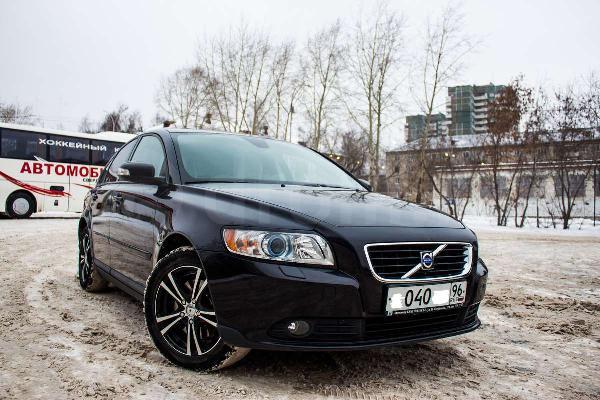 Перевозка автомобиля Volvo s40 / 2007 г / 1 шт