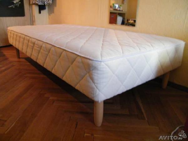 Заказ отдельного автомобиля для транспортировки личныx вещей : кровать из Санкт-Петербурга в Зарю