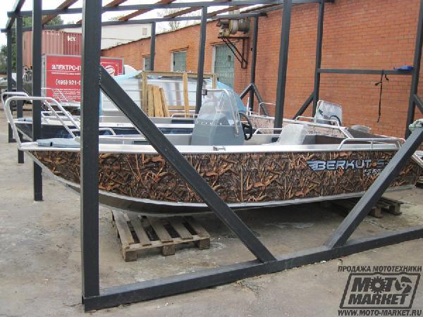 Перевозка лодки из Реутова в Пермь