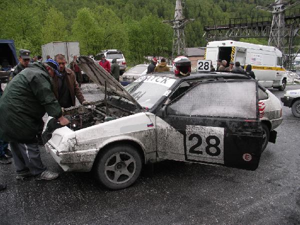 Перевозка автомобиля Лада 2108 / 1986 г / 1 шт