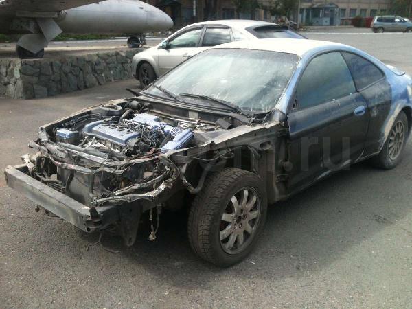 Toyota celica 1997г.в. из Магнитогорска в Тюмень