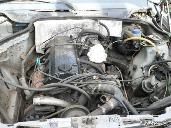 Перевозка авто сеткой mercedes-benz 190 / 1983 г / 1 шт из Сызрани в Прокопьевск