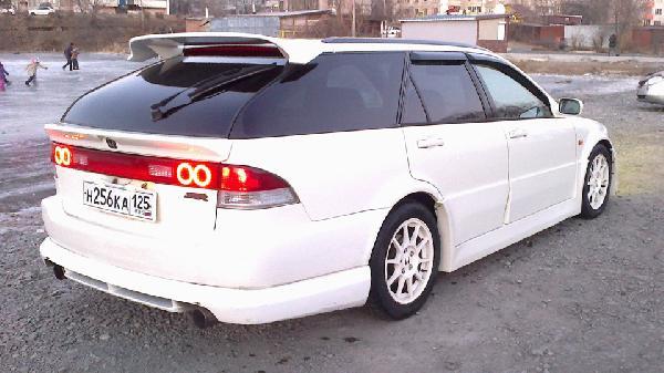 Перевозка автомобиля Honda accord / 1998 г / 1 шт