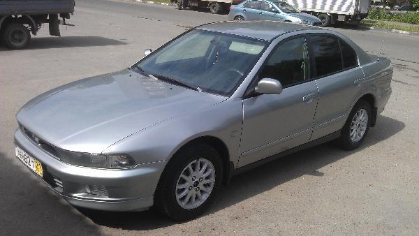 Mitsubishi galant viii 1999г из Старого оскола в Каширу