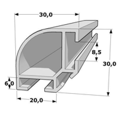 Перевозка алюминевых уголки длинной 2, 5метры недорого из Краснодара в Армавира
