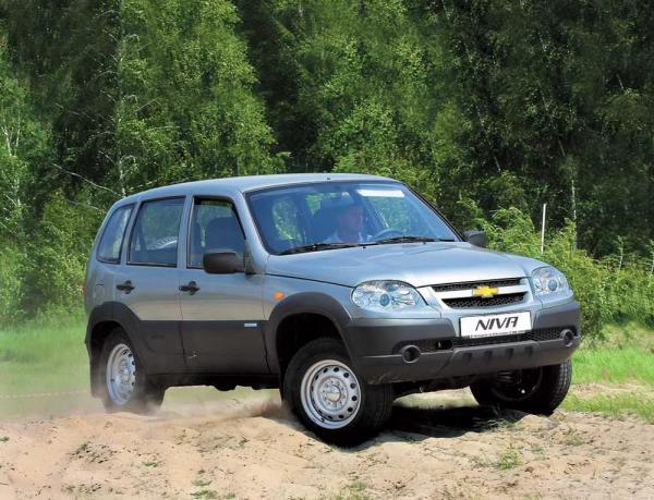 Стоимость перевозки Chevrolet Niva