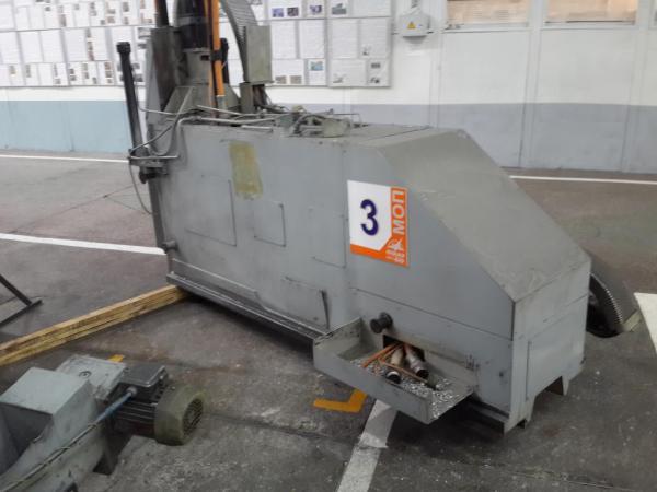 Автомобиль для перевозки станков металлообрабатывающих из Комсомольска-на-Амуре в Оренбург