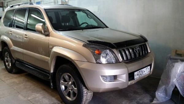 Стоимость перевозки Toyota Land Cruser Prado