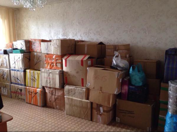 Заказ авто для переезда квартиры из Нижневартовска в Краснодар