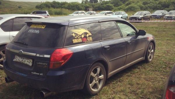 Стоимость перевозки Subaru Legacy