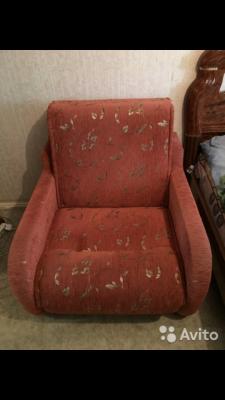 Доставка кресло-кроватя в квартиру по Москве