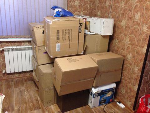 Автодоставка картонных коробок С вещами, сумки Дорожной С вещами услуги догрузом из Астрахани в Поселка Целина