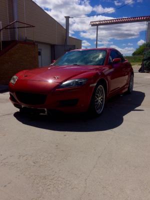 Стоимость перевозки Mazda RX-8