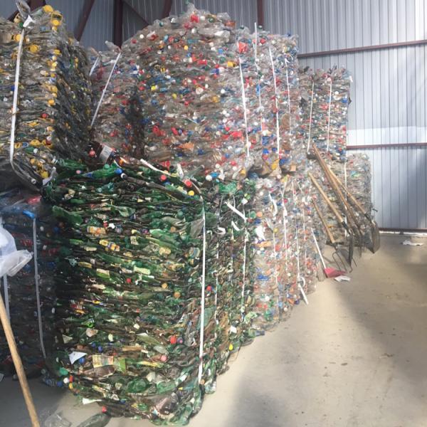 Перевезти на камазе пэт бутылку прессованная чистый, 8 тонн из Элисты в Ставрополь