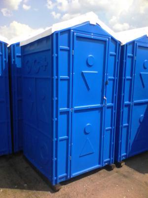 Транспортировать Новую туалетный кабину В сборе стоимость из Москвы в Раменское
