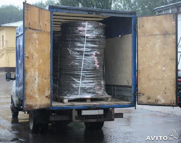 Перевозка строительных грузов полет из Балашихи в Чебоксары