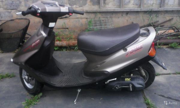 Заказать отправку скутера  из Мурома в Лётчика-Испытателя
