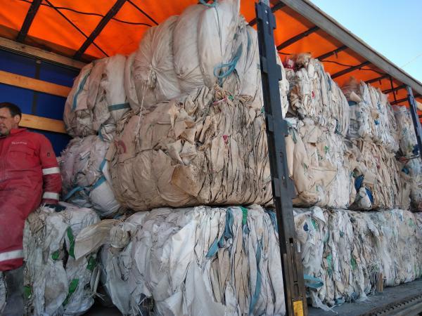 перевозка прессованные тюки С пленкой дешево попутно из Нижневартовска в Ноябрьск