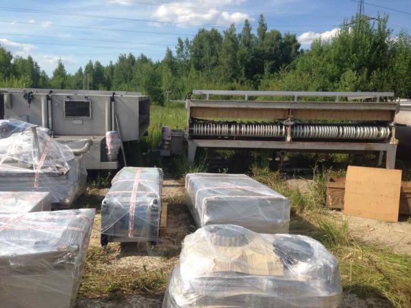 Заказ транспорта перевезти оборудование из Россия, Орел в Литва, Вильнюс