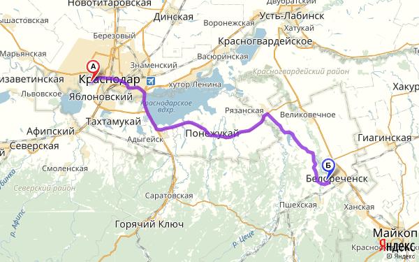 Как добраться из краснодара в иркутск