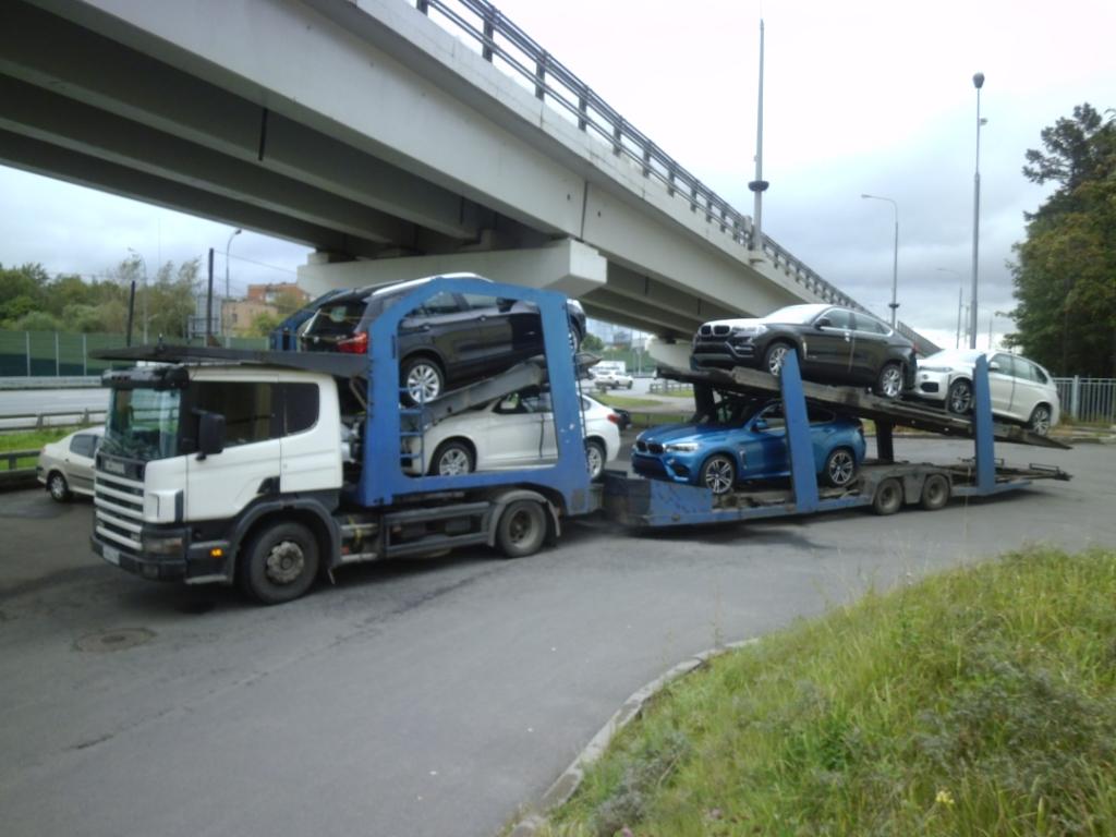 инструкция по приемке автомобилей с автовоза - фото 11