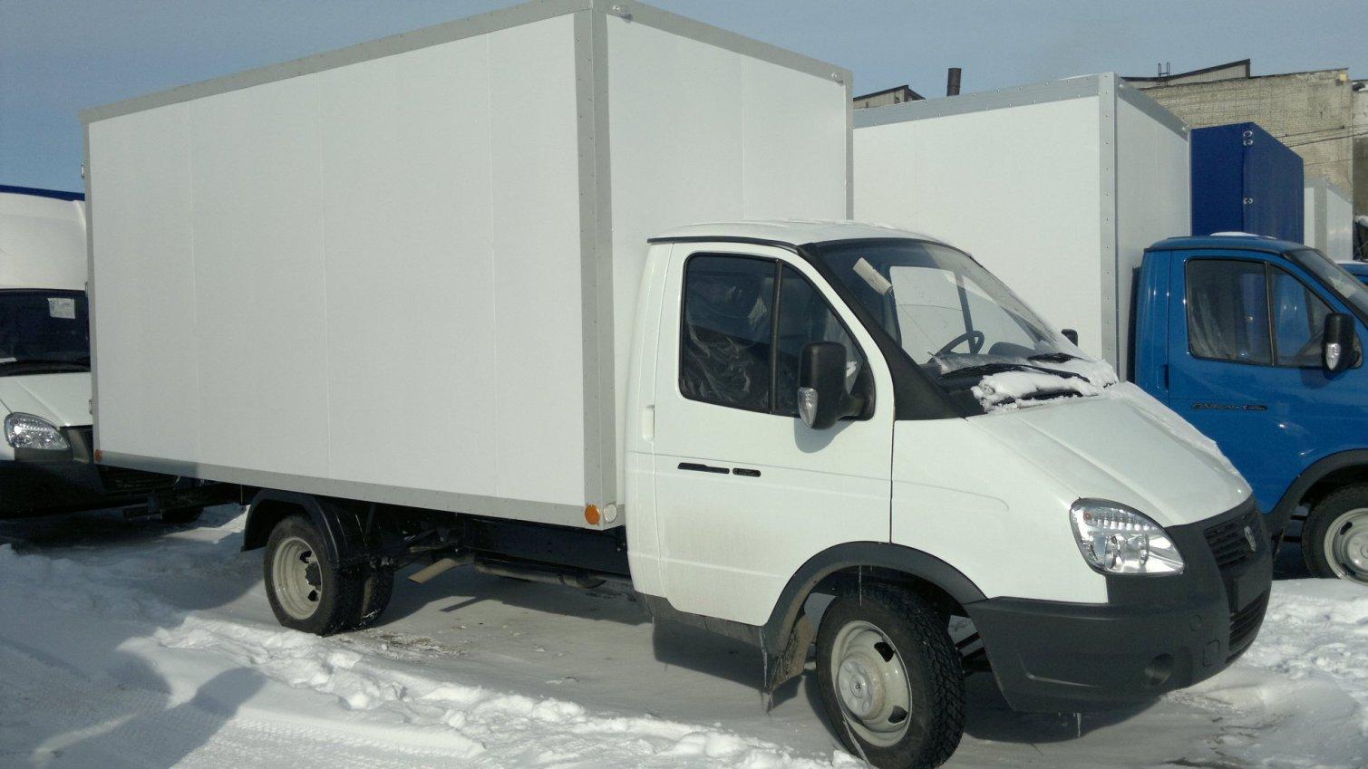 Купить фургон будку цельнометаллическую на газ бу цена фото 7